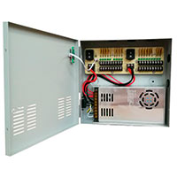 W Box 18 Channel 20AMP CCTV Power Supply