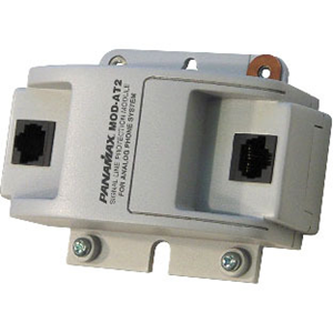 MODULE-PROTECT 2PHONE LINES PIN 3 4 5 6 RJ11/14 260V CLAMPING