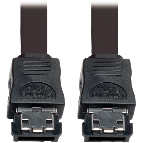 36IN ESATA SIGNAL CABLE 7PIN/7PIN M/M