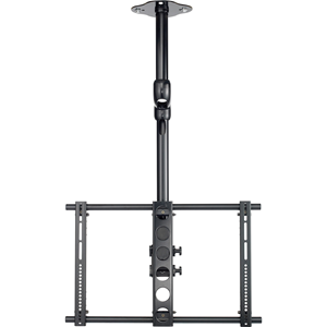Sanus VisionMount LC1A Ceiling Mount for Flat Panel Display - Black
