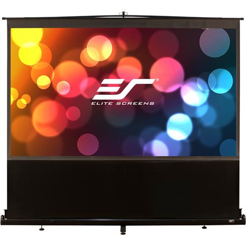 "Elite Screens ezCinema F120NWV 120"" Projection Screen"