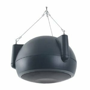 ORBIT PENDANT SPEAKER BLACK