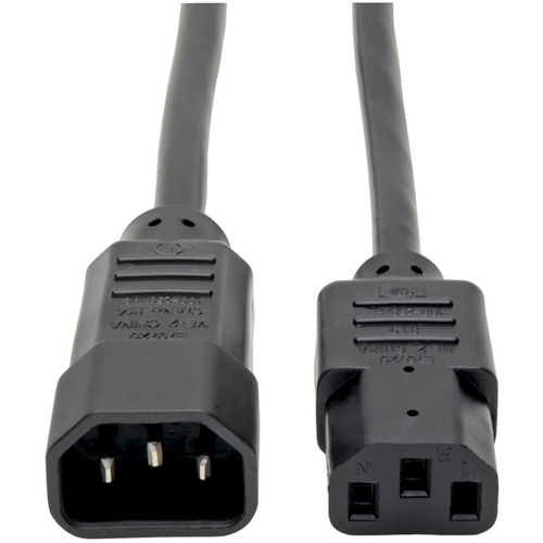 5PK 2FT IEC-320-C14 TO IEC-320-C13 POWER CABLES