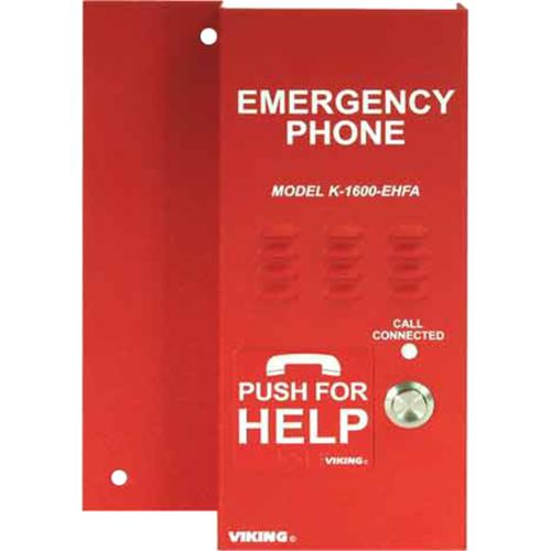 Viking Electronics K-1600-EHFA Emergency Phone