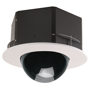 MOOG Videolarm MR7TN Recessed Ceiling Mount Dome Housing