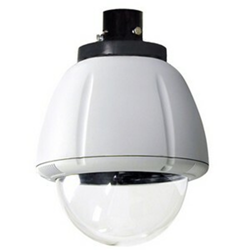 7IN VANDAL RES INDR DOME HSG PEND MOUNT CLR DOME
