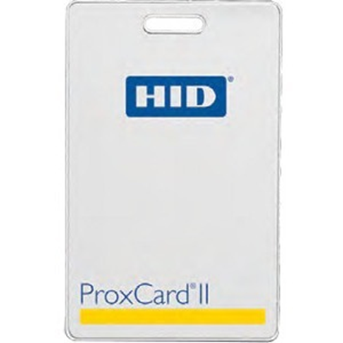 HID ProxCard II Card Durable, Value Priced Proximity Access Card