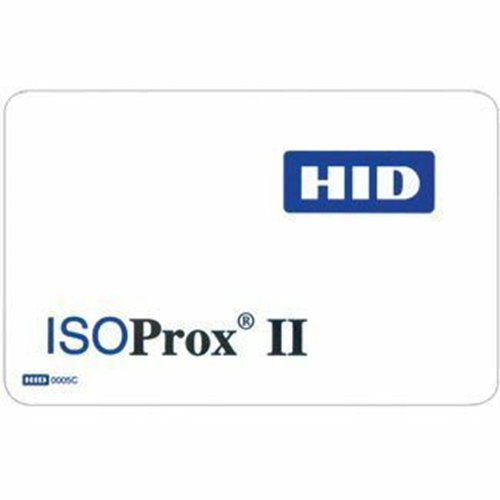 HID ISOProx II 1386LGGSH Security Card