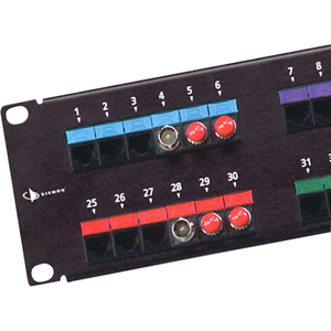 Siemon MAX 48 Port Network Patch Panel