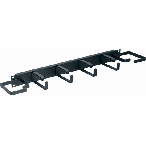 DataTel Cable Manager micro-clip - cable management arm - 1U