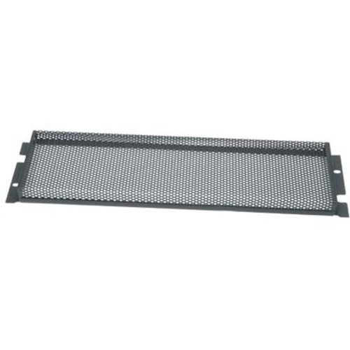 "Middle Atlantic Perforated Security Cover-3 sp(5-1/4"") regular perf.pattern"