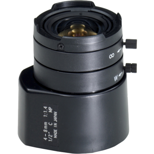 CCTV Lens 4mm - 8mmStardot TechnologiesStarDot CCTV lens - 4 mm - 8 mm