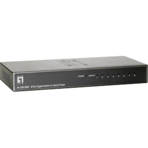 LevelOne (GSW-0809) Switche & Bridge