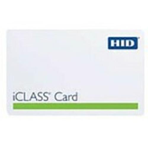 HID iCLASS 2001 PVC Card