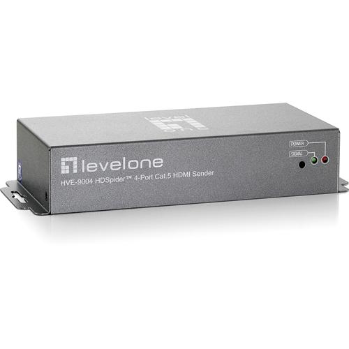 LevelOne (HVE-9004) Video Console/Extender