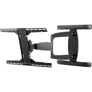 Peerless-AV SmartMount SA761PU Mounting Arm for Flat Panel Display - Black