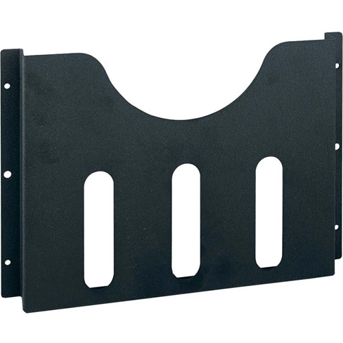 Middle Atlantic Document Pocket - Black - Steel
