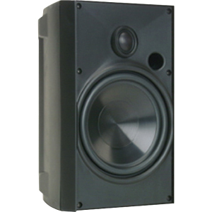 Proficient Audio Systems AW650BLK In - Outdoor 6.5 Spkrs 150w Black