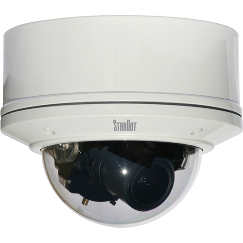 CAM H.264 VANDAL DOME 3MP