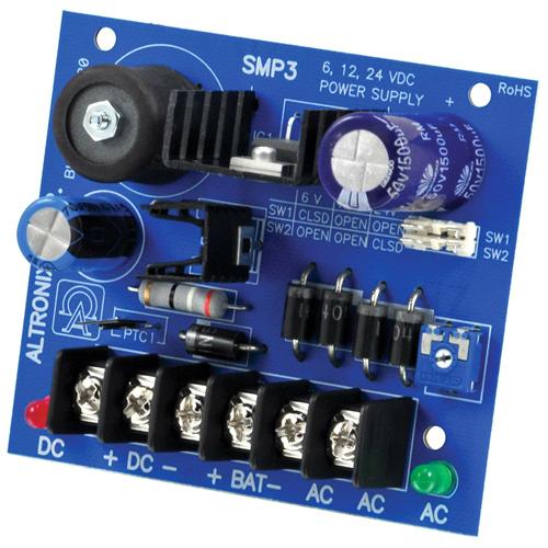 POWER SUPPLY (6-24V 2.5A)