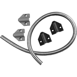 XTRA DOOR CORD W/GRY/BK CAP