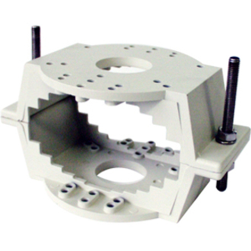 Pole mount bracket for HMW13