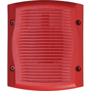 Speaker, Wall Mnt, Red Outdoor