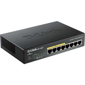 D-Link DGS-1008P Ethernet Switch