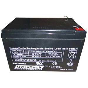 12v 12amp Sealed Lead Acid Battery