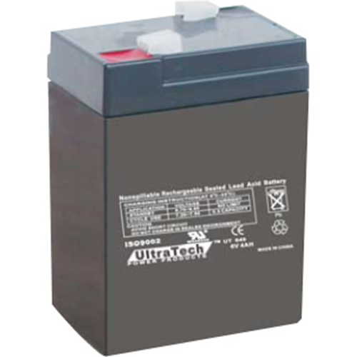 6 VOLT 4 AMP POWER BATTERY