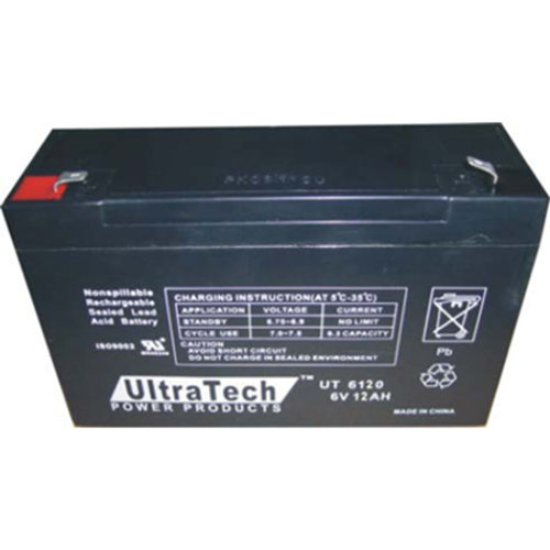 BATTERY 6V 12AH LEAD ACID