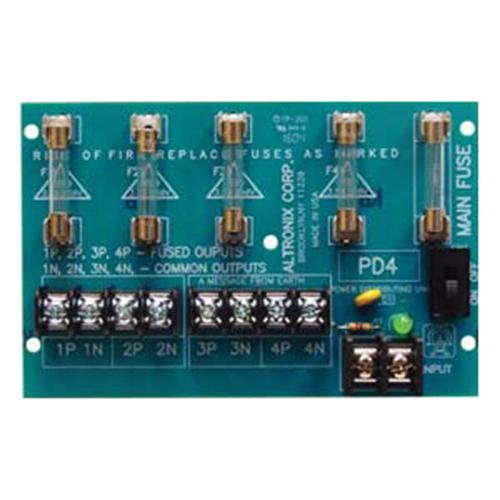 Altronix DP4 Power Distribution Module