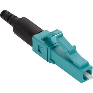 Aqua 10 Gig Lc Connectors, Fast Cam