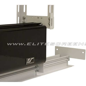Elite Screens ZCU3 Trim Kit for Projector Screen - White