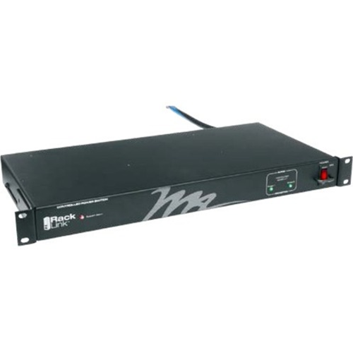 RACKMOUNT CONTROLLED & MONITORED POWER SWITCH 2 ST