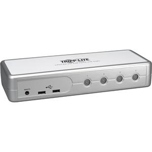 Tripp Lite (B004-DUA4-K-R) KVM Switchbox