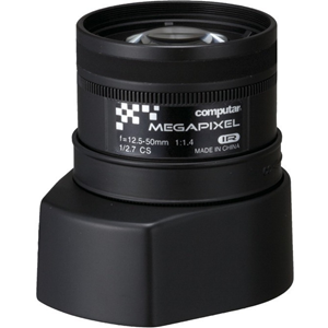Computar AG4Z1214FCS-MPIR - 12.5 mm to 50 mm - f/1.4 - Zoom Lens for CS Mount