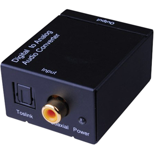 Vanco Digital To Analog Audio Converter