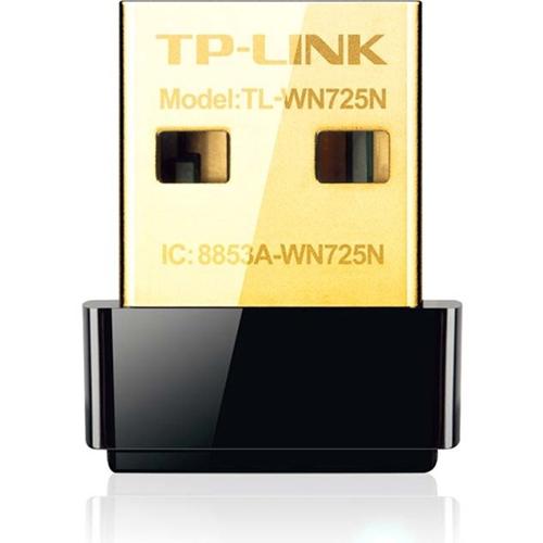 TP-Link TL-WN725N IEEE 802.11n - Wi-Fi Adapter for Desktop Computer