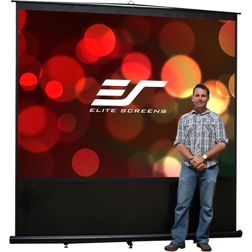 "Elite Screens Reflexion FM120V 120"" Projection Screen"