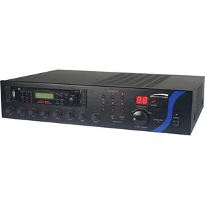 PA MIXER AMP W/ USB/TUNER/CD