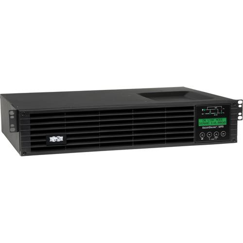 750VA 675W UPS Smart Online Rackmount LCD 100V-120V USB 2URM RT