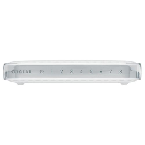 NETGEAR 8-Port Gigabit Ethernet Switch, GS608