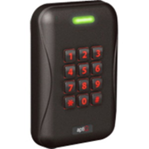 MULTI-TECHNOLOGY READER WITH KEYPAD - WALL MOUNT