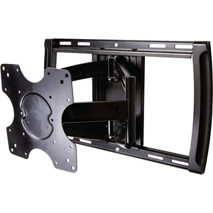 FULL MOTION MOUNT-UP TO 120 LBS TV MOUNT FITS MOST 42-70 TVS