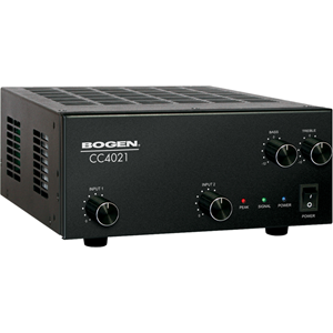 40WATTS AMP 2 INPUTS 1 KEY-LEVEL