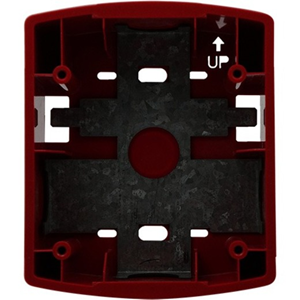RED,SURF.WALL.MOUNT BACK BOX