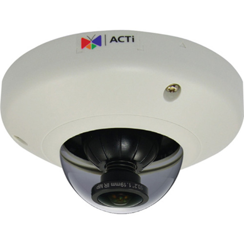 ACTi E96 5 Megapixel Network Camera - Dome