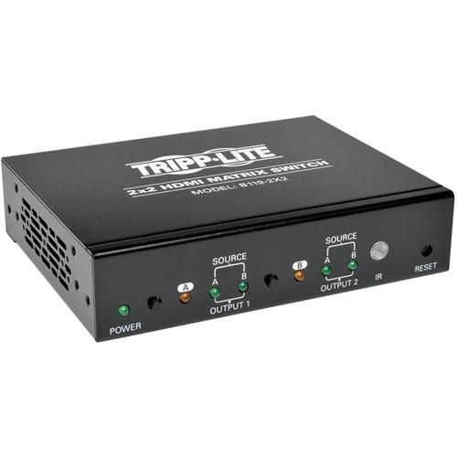 B119-2X2 HDMI 2X2 MTRX SWITCH