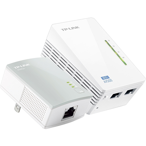 300Mbps AV500 WiFi Powerline Extender S